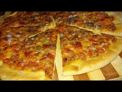 Great Pizza Bolognese Recipe - Make It Easy Recipes