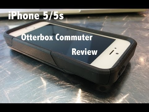 Otterbox Commuter Case for iPhone 5/5s Review