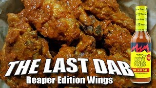 Download THE LAST DAB: CAROLINA REAPER EDITION Wing Challenge #firstwefeast | Challenge Accepted Video