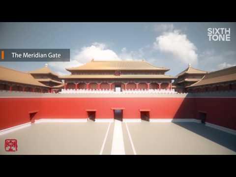 Aspiring Architect Minecrafts Virtual Forbidden City