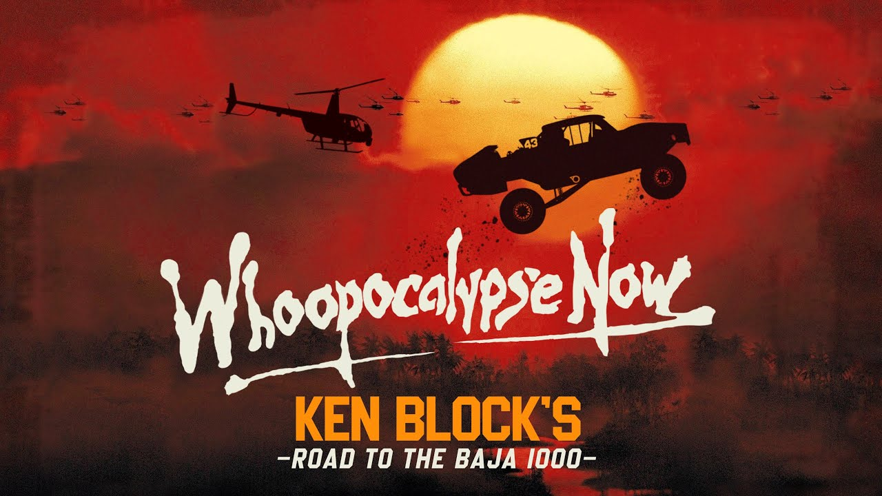 Can A Rally Driver Succeed In The Baja 1000? Ken Block Is Going To Find Out + Return of Cossie V2!