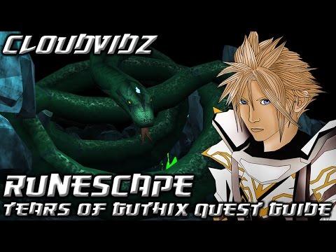 Runescape Tears Of Guthix Quest Guide HD