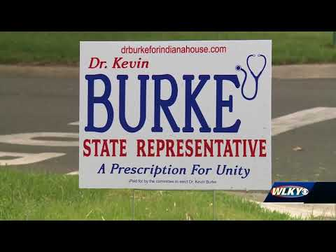 Two candidates in Republican primary for Indiana Congressional seat for district 71