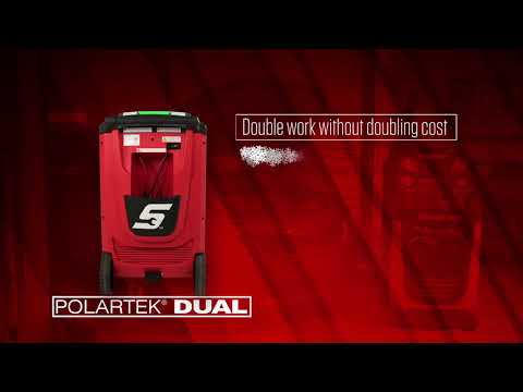 PolarTek Dual AC Recycler | Snap-on Tools