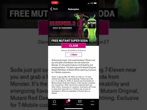 T-Mobile Tuesday May 15 2018