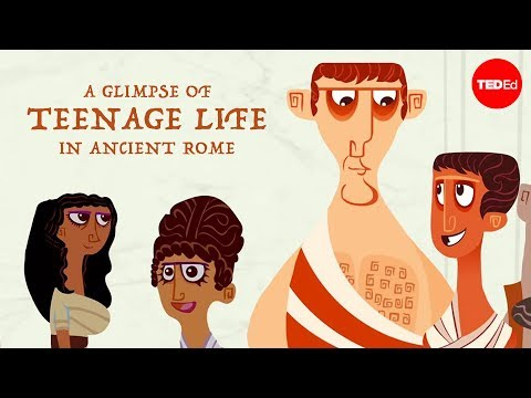 Xxx Mp4 A Glimpse Of Teenage Life In Ancient Rome Ray Laurence 3gp Sex