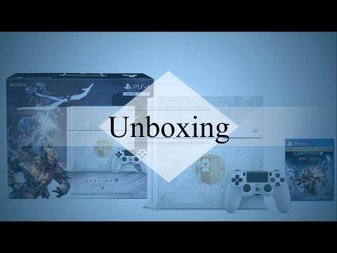 Unboxing: Destiny- The Taken King PS4 Bundle! + Details on Upcoming Giveaway!