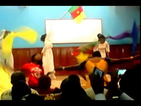 Before the Throne - Everlasting Kingdom Dancers - Yaounde Cameroon