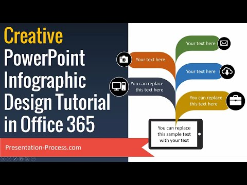Creative PowerPoint Infographic Design Tutorial (Office 365)