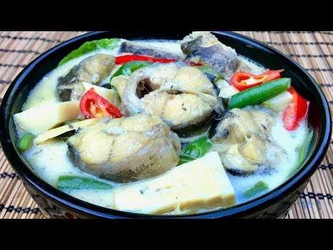 ปลาร้าทรงเครื่อง Pla ra Song Krung | RK Thai Kitchen