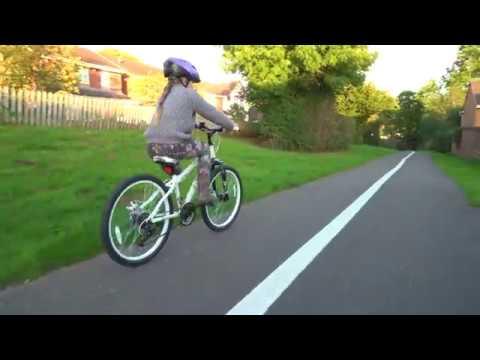 Apollo Craze Junior Mountain Bike - 24