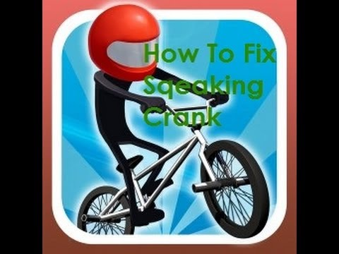 BMX How To: Fix Crank Squeeking (Pictures)