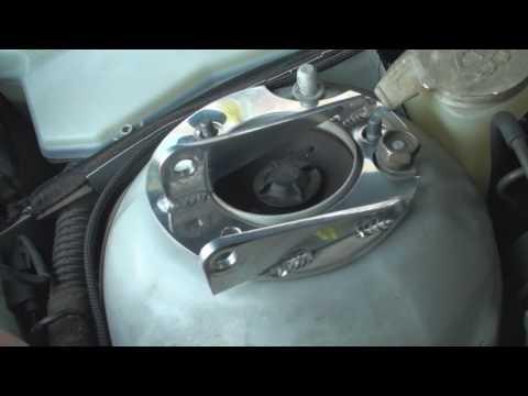 Racing Dynamics Strut Brace Install on BMW