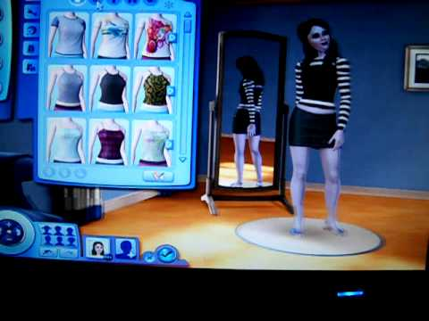 how to make a vampire in the sims 3!