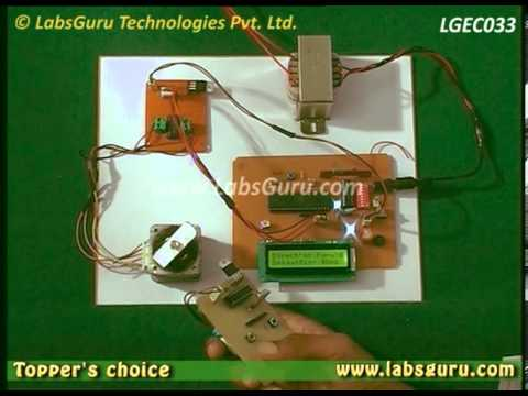 Remote Controlled Industrial Stepper Motor, Controls Speed & Direction by KitsGuru.com | LGEC033