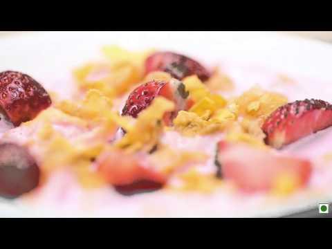 Very Strawberry Cornflakes (Kellogg's Waale Guptaji Ki Family ka