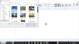 How to Make a Slideshow in Windows Movie Maker