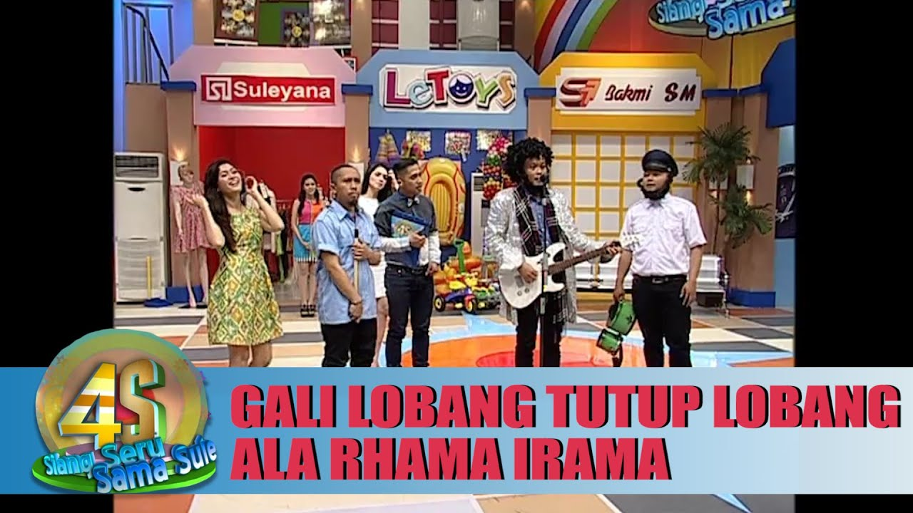 Download Gali Lobang Tutup Lobang Ala Rhoma Irama KW    Siang Seru Sama Sule   Eps 3 (1/3) MP3 Gratis