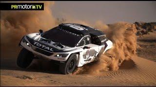 Rally Dakar 2017 Story Clip Dakar in 5 Words - Material Completo en PRMotor TV Channel