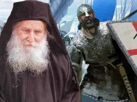 «Ο πόλεμος αρχίζει. Μη φοβηθείτε!» η προφητεία του γέροντα Ιωσήφ στο Άγιο Όρος, που πέθανε το 2009 [video]