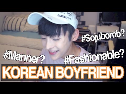 The pros and cons of a Korean boyfriend // 한국남자의 장단점