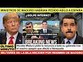 Maduro Pide Renuncia A Gabinete Ministros Habrian Pedido Asilo