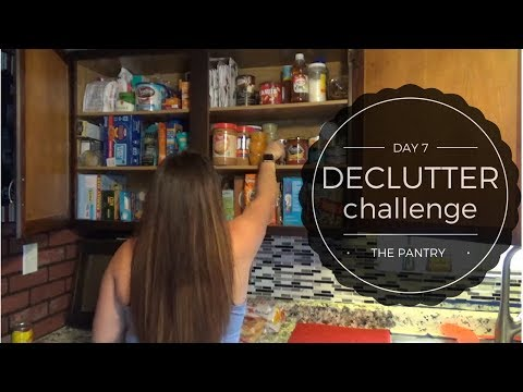 30 Day Decluttering Challenge - Day 07