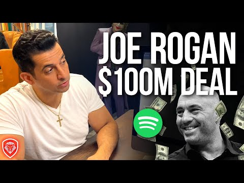 My Response to Joe Rogan's $100 Million Deal with Spotify