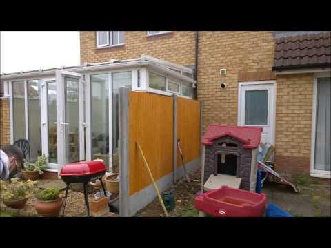 How to do Garden Fencing