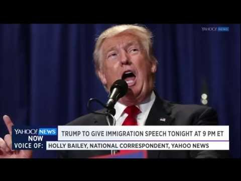 Yahoo News Now: Is Trump's immigration stance shifting?