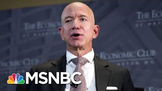 Download Jeff Bezos Accuses National Enquirer Owner Of Blackmail | The Last Word | MSNBC Video