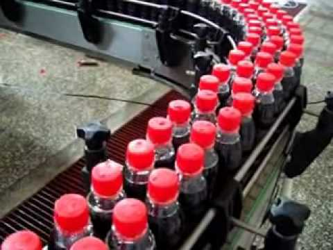 Carbonated Soft Drink Filling Line, Soda Bottling Machine, CSD Filling Machine