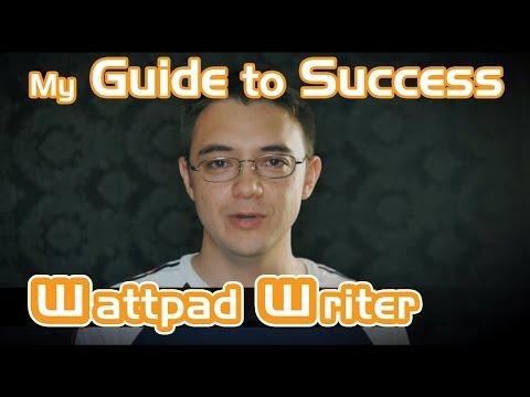 Wattpad Writer Advice - VLOG1