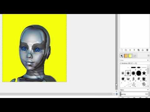 How to make a Transparent Background in Gimp | Gimp 2.8.16 |  #4
