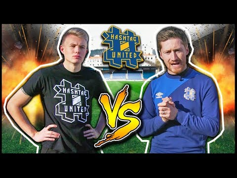 CHARLIE MORLEY vs SEB - EPIC FOOTBALL FACE OFF!