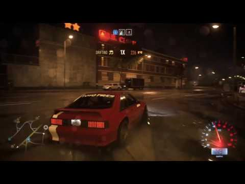 Need for Speed™Foxbody mustang drift