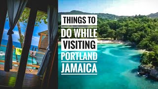 Things to do While Visiting Portland Jamaica - SKVNK LIFESTYLE EPISODE 44