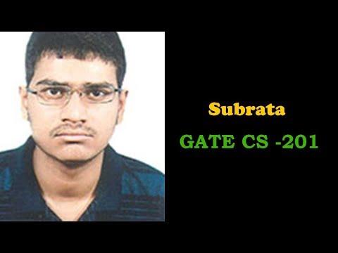 Subrata Chattopadhya AIR 201