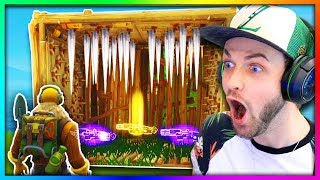 THIS MINI-GUN TRAP MADE ALI-A RAGE QUIT! Fortnite Funny Fails & Daily WTF Moments
