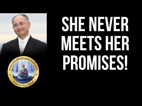 She Never Meets Her Promises!   Q & A Live Talk # 154