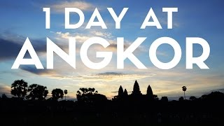 ANGKOR GUIDE - 11 temples in ONE day!