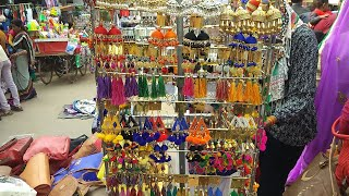 Ameenabad Market Lucknow Best Market For Everything.