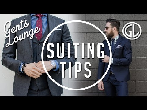 How to Buy Your First Suit (ft. Moods of Norway) + Suit Giveaway || Gent's Lounge