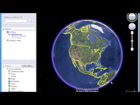 How To Download Google Earth And PLay Flight Simulator