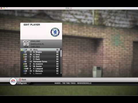 FIFA 12 - Glitch & Cheat