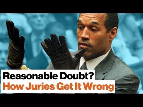 """Beyond a Reasonable Doubt"": How Juries Get It Wrong | Richard Dawkins"