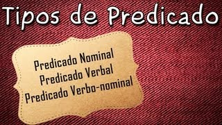 Tipos de Predicado - Aula grátis de Português para Concursos ENEM e Vestibular