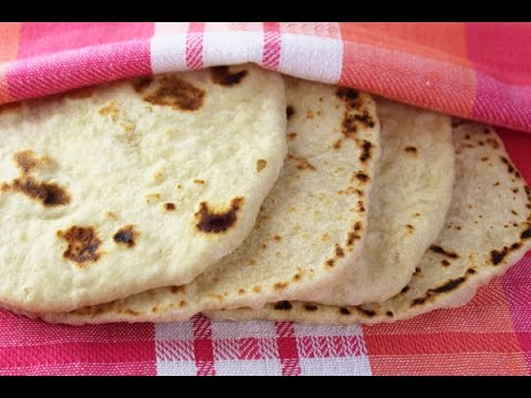 Quick & Easy Flatbread - Ready in 30 Minutes