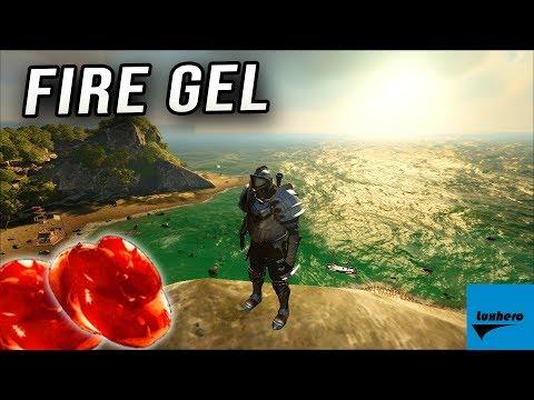 Atlas - How to Craft Fire Gel