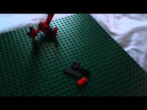 How to build yveltal in lego!